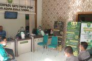 Briefing Pagi Petugas PTSP Pengadilan Agama Kuala Tungkal