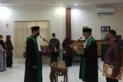 Pelantikan Hakim Pengadilan Agama Kuala Tungkal